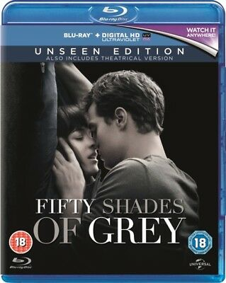 Cinquante Nuances de Grey - The Unseen Edition Blu-Ray Blu-Ray Neuf (8302829)