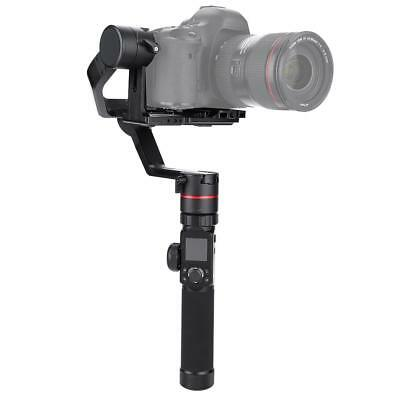 FEIYU AK2000 3-Axis Gimbal Stabilizer Loading 2.8kg with Dual Handle Grip EB