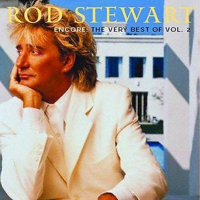Encore: The Very Best of Rod Stewart, Vol. 2 CD 2003, Rhino Passion I Was Only J