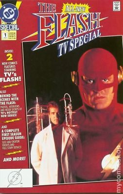 Flash TV Special #1 1991 VF Stock Image