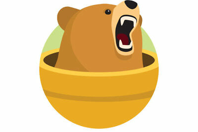 Tunnel Bear Premium VPN access with 1 year Warranty Tunnelbear Unlimited Data