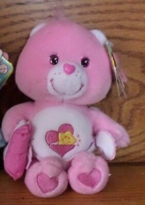 NWT MINT  2003 Care Bear baby Hugs