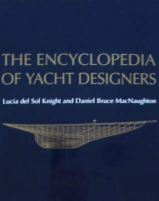 LIVRE/BOOK : The Encyclopedia of Yacht Designers