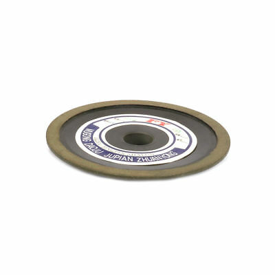 Grinding Wheel Asixx 100mm Diamond Resin Grinding Disc 180 Grit for Carbide Metal