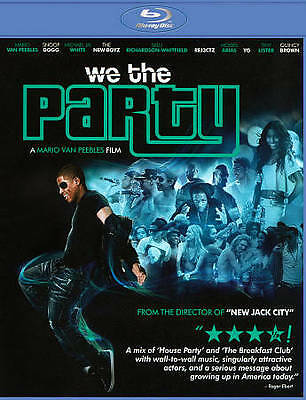We the Party (Blu-ray)***DISC ONLY*** LIKE NEW - NO CASE - XTRA MOVIES SHIP FREE