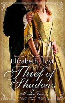 Thief of Shadows (Maiden Lane Series) by Elizabeth Hoyt, NEW Book, FREE & Fast D
