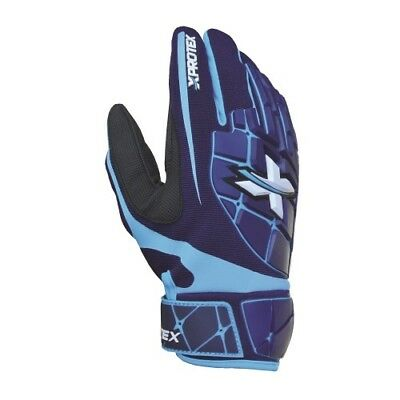 Xprotex Raykr Batting Gloves Youth - Navy - Large