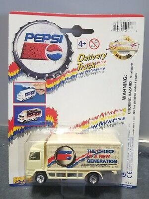 Vintage Golden Wheels(1997) PEPSI Delivery Truck!! NEW in Pack!!