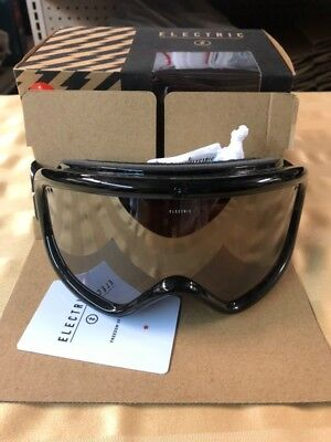Electric Charger Goggle Thrasher Brose/silver Chrome (Cjl032458)