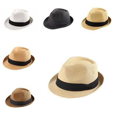 97d153849c4 SUN STYLES FOLDABLE Crushable Rico Men s Classic Trilby Style Fedora ...
