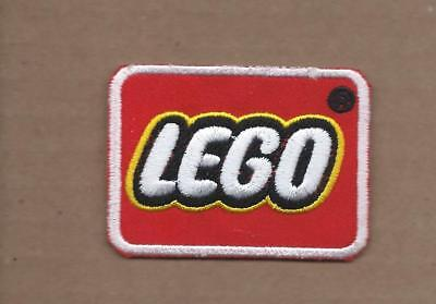 New 1 3/4 X 2 1/2 Inch Lego Iron On Patch Free Shipping