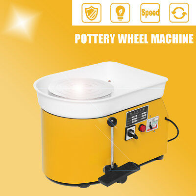 Art Low Noise Smooth Pottery Wheel Machine Ceramic Work Ceramics Clay Foot Pedal