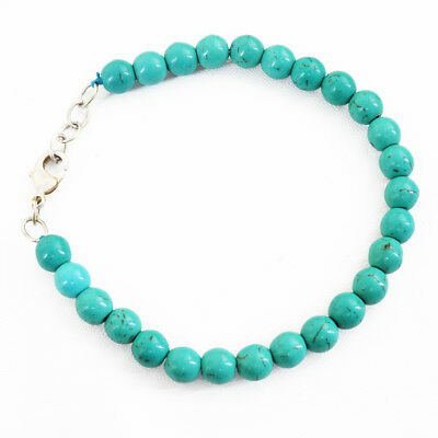 Gemstone Best Quality 182.50 Cts Earth Mined Green Aquamarine Untreated Beads Bracelet Fine Bracelets