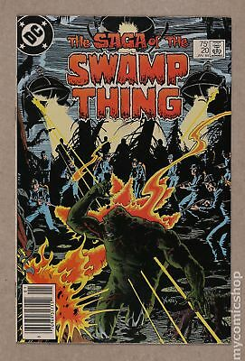Swamp Thing (2nd Series) #20 1984 VF/NM 9.0