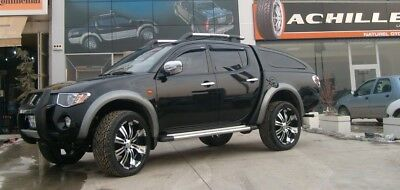 Hardtop Mitsubishi L200 New Design Starbox couvre benne