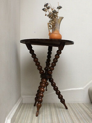 Gypsy  Table Victorian Side Table