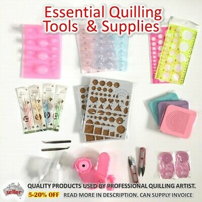 Paper Quilling Tools Bottle Electric Pen Board Curling Craft Quilling Supplies