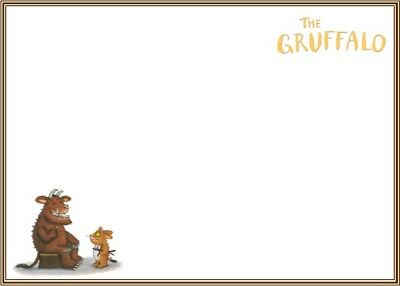 Gruffalo Birthday Cards Age Official Son Daughter First Birthday