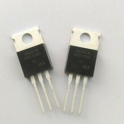 20PCS MBR30100CT 30A 100V Dual High-Voltage Power Schottky Rectifier TO-220