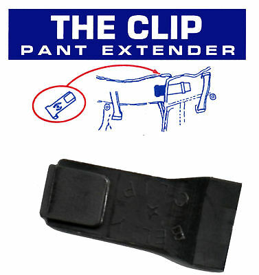 4 Hook & Bar Pants Waist Extenders , New, Fast Shipping from the USA