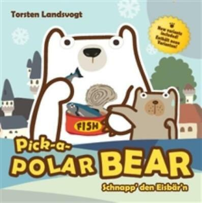 Gryphon Boardgame Pick-a-Polar Bear Box MINT