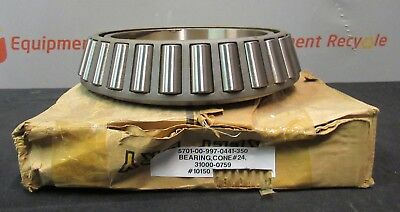 Timken 93825 Tapered Roller Cone Bearing Assembly Imperial TSF Single Flange