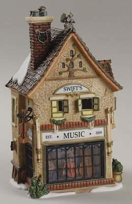 Dept 56 DICKENS VILLAGE SWIFT'S STRINGED INSTRUMENTS