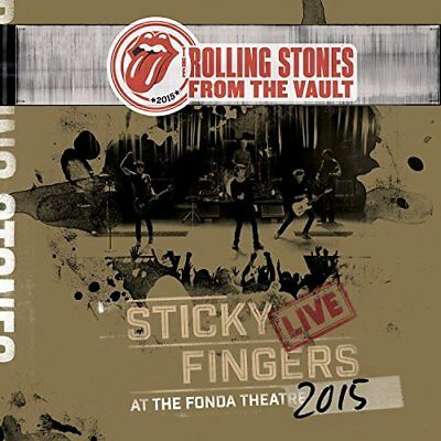 Rolling Stones-From The Vault - Sticky Fingers: Live At (Uk Import) Vinyl Lp New