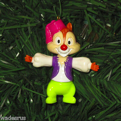 DALE Chipmunk ~ Custom Holiday  Christmas Tree Ornament ~ Chip & Dale Chipmunks