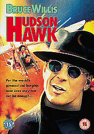 Hudson Hawk DVD Bruce Willis. New & Sealed