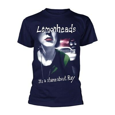 Hommes Lemonheads, The - A Shame About Ray (Marine) Neuf T-Shirt
