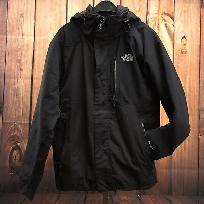 The North Face Noir Hommes Hy-Vent Thermoball Ski Hiver Manteau TAILLE S 1d3937ac74a2