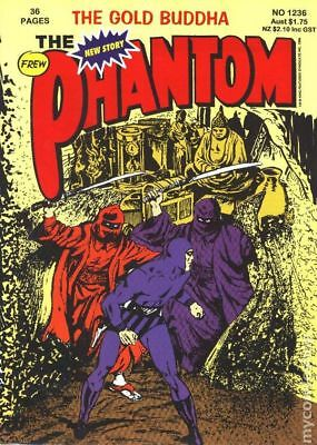 Phantom (Frew) Australian #1236 1999 VG- 3.5 Stock Image Low Grade