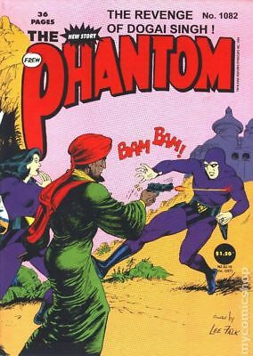 Phantom (Frew) Australian #1082 1994 VG- 3.5 Stock Image Low Grade
