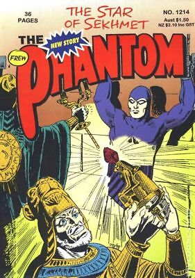 Phantom (Frew) Australian #1214 1998 VG- 3.5 Stock Image Low Grade