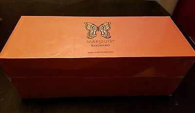 "New Still Sealed MARQUIS by Waterford TANGO 15"" Candlestick"