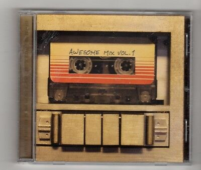 (IP391) Guardians Of The Galaxy, Awesome Mix Vol 1 - 2014 CD