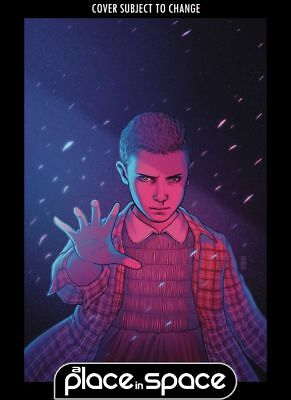 Stranger Things #4B - Bartel Variant (Wk01)