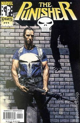 Punisher (5th Series) #11 2001 VG Stock Image Low Grade