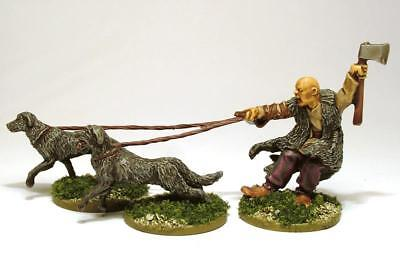 Warlord Celts 28mm Warhounds Pack Pack MINT