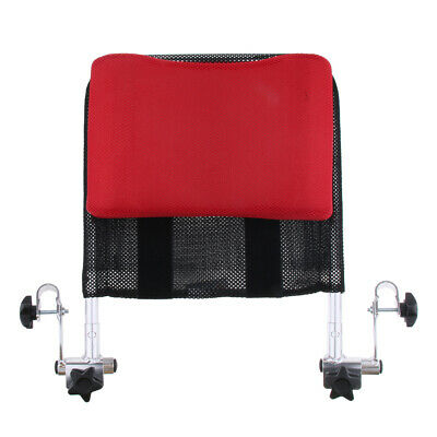"""Adjustable Wheelchair Head Rests Support Cushion Backrest Pillow for 16""""-20"""""""