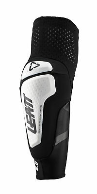 Leatt 3DF 6.0 Elbow Guards White