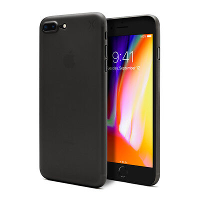 Casetify X Couverture de protege durable ultra fin 0.45mm en PP pr iPhone 7+ 8+