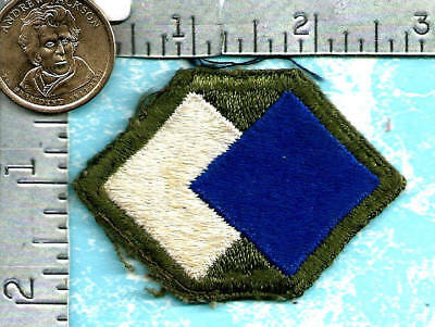 Original WW II U.S. Army patch - 96th Infantry Division