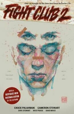 NEW Fight Club 2 (Graphic Novel) By Chuck Palahniuk Paperback Free Shipping