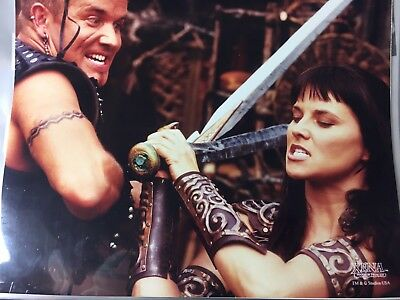 8x10 Photo from Xena the Warrior Princess Lucy Lawless D59
