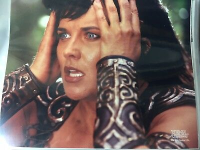 8x10 Photo from Xena the Warrior Princess Lucy Lawless D76