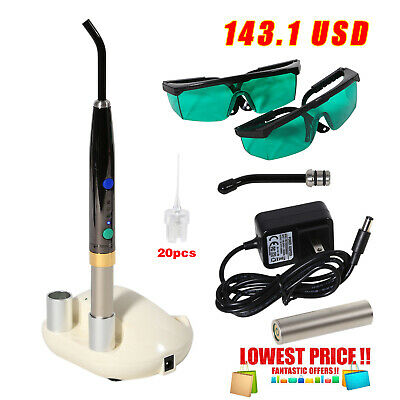 Dental Diode Laser System Photo-Activated Heal laser Pen Oral Soft Tissue Lamp F