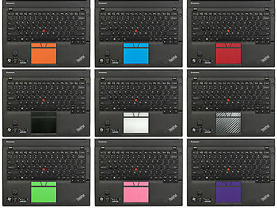 5pieces Trackpad Touchpad Decal Sticker Skin for Lenovo Thinkpad X250 X260 X270