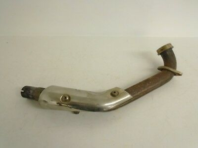03 Aprilia Atlantic 500 Scooter used Exhaust Head Pipe Header Manifold